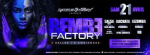 FACTORY 21 avril