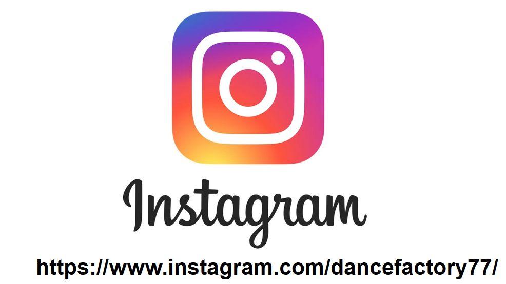 instagram dancefactory